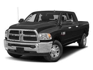 Black Clearcoat 2016 Ram Truck 2500 Pictures 2500 Mega Cab SLT 4WD photos front view
