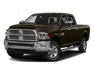 Dark Brown 2016 Ram Truck 2500 Pictures 2500 Crew Power Wagon Tradesman 4WD photos front view
