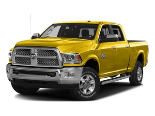 Yellow 2016 Ram Truck 2500 Pictures 2500 Crew Power Wagon Tradesman 4WD photos front view