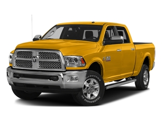 Construction Yellow 2016 Ram Truck 2500 Pictures 2500 Crew Power Wagon Tradesman 4WD photos front view