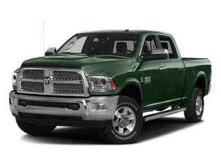 Timberline Green Pearlcoat 2016 Ram Truck 2500 Pictures 2500 Crew Power Wagon Tradesman 4WD photos front view