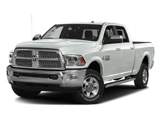 Bright White Clearcoat 2016 Ram Truck 2500 Pictures 2500 Crew Cab Limited 2WD photos front view
