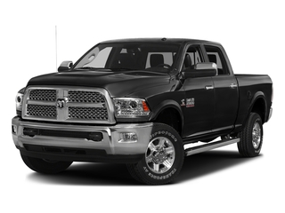 Black Clearcoat 2016 Ram Truck 2500 Pictures 2500 Crew Power Wagon Tradesman 4WD photos front view