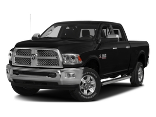 Brilliant Black Crystal Pearlcoat 2016 Ram Truck 2500 Pictures 2500 Crew Cab Limited 4WD photos front view