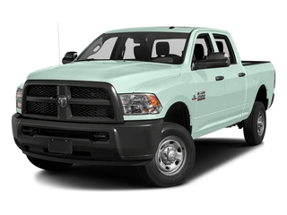 Robin Egg Blue 2016 Ram Truck 2500 Pictures 2500 Crew Cab Tradesman 4WD photos front view