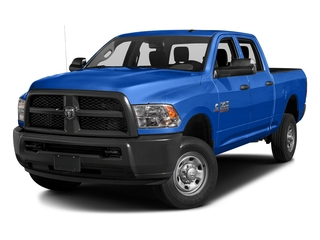 Holland Blue 2016 Ram Truck 2500 Pictures 2500 Crew Cab Tradesman 2WD photos front view