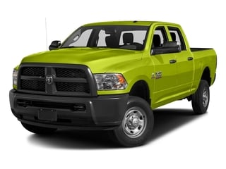 National Safety Yellow 2016 Ram Truck 2500 Pictures 2500 Crew Cab Tradesman 2WD photos front view