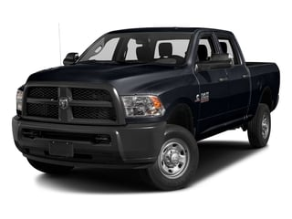 Midnight Blue Pearlcoat 2016 Ram Truck 2500 Pictures 2500 Crew Cab Tradesman 4WD photos front view