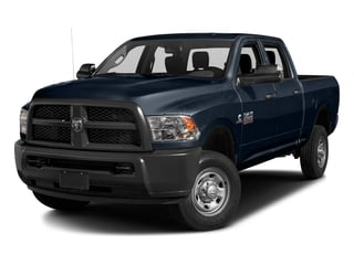 True Blue Pearlcoat 2016 Ram Truck 2500 Pictures 2500 Crew Cab Tradesman 2WD photos front view