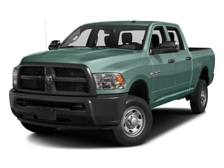 Light Green 2016 Ram Truck 2500 Pictures 2500 Crew Cab Tradesman 4WD photos front view