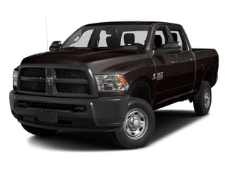 Luxury Brown Pearlcoat 2016 Ram Truck 2500 Pictures 2500 Crew Cab Tradesman 4WD photos front view