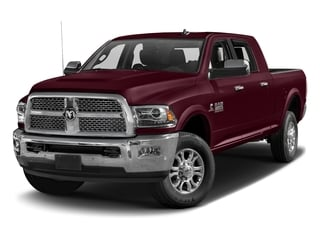Delmonico Red Pearlcoat 2016 Ram Truck 2500 Pictures 2500 Mega Cab Laramie 4WD photos front view