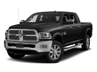 Brilliant Black Crystal Pearlcoat 2016 Ram Truck 2500 Pictures 2500 Mega Cab Longhorn 4WD photos front view
