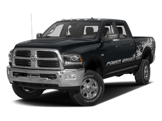 Maximum Steel Metallic Clearcoat 2016 Ram Truck 2500 Pictures 2500 Crew Power Wagon SLT 4WD photos front view