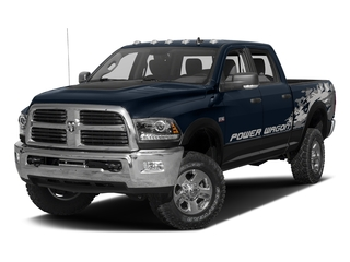 True Blue Pearlcoat 2016 Ram Truck 2500 Pictures 2500 Crew Power Wagon SLT 4WD photos front view