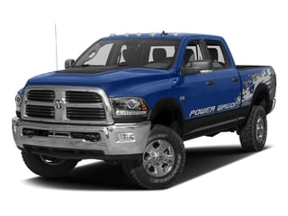 Blue Streak Pearlcoat 2016 Ram Truck 2500 Pictures 2500 Crew Power Wagon SLT 4WD photos front view