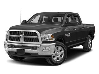 Brilliant Black Crystal Pearlcoat 2016 Ram Truck 2500 Pictures 2500 Crew Cab SLT 2WD photos front view