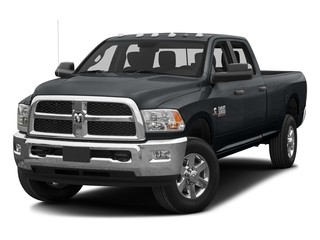 Maximum Steel Metallic Clearcoat 2016 Ram Truck 3500 Pictures 3500 Crew Cab SLT 4WD photos front view