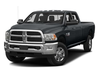 Maximum Steel Metallic Clearcoat 2016 Ram Truck 3500 Pictures 3500 Crew Cab SLT 2WD photos front view