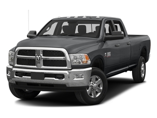 Granite Crystal Metallic Clearcoat 2016 Ram Truck 3500 Pictures 3500 Crew Cab SLT 2WD photos front view