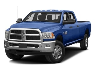 Blue Streak Pearlcoat 2016 Ram Truck 3500 Pictures 3500 Crew Cab SLT 2WD photos front view