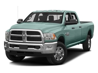 Light Green 2016 Ram Truck 3500 Pictures 3500 Crew Cab SLT 2WD photos front view