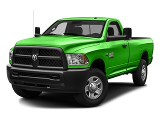 Hills Green 2016 Ram Truck 3500 Pictures 3500 Regular Cab SLT 2WD photos front view