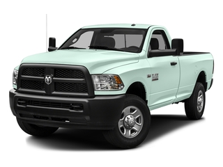 Robin Egg Blue 2016 Ram Truck 3500 Pictures 3500 Regular Cab SLT 2WD photos front view