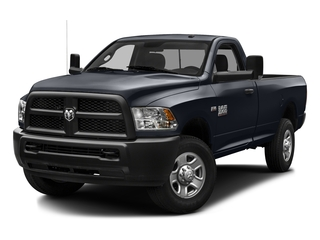 Midnight Blue Pearlcoat 2016 Ram Truck 3500 Pictures 3500 Regular Cab SLT 2WD photos front view