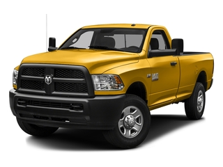 School Bus Yellow 2016 Ram Truck 3500 Pictures 3500 Regular Cab SLT 2WD photos front view