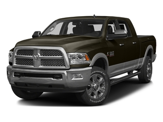 Dark Brown 2016 Ram Truck 3500 Pictures 3500 Mega Cab SLT 2WD photos front view