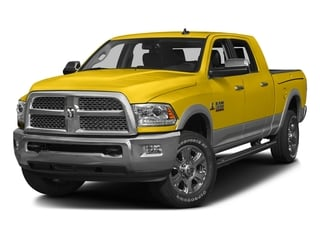 Yellow 2016 Ram Truck 3500 Pictures 3500 Mega Cab SLT 2WD photos front view