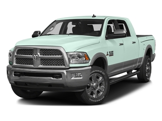 Robin Egg Blue 2016 Ram Truck 3500 Pictures 3500 Mega Cab SLT 2WD photos front view