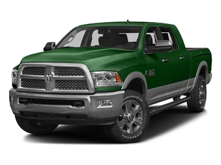 Tree Green 2016 Ram 3500 Pictures 3500 Mega Cab SLT 2WD photos front view
