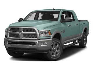 Light Green 2016 Ram Truck 3500 Pictures 3500 Mega Cab SLT 2WD photos front view