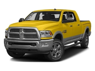 Detonator Yellow Clearcoat 2016 Ram Truck 3500 Pictures 3500 Mega Cab SLT 2WD photos front view