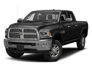 Brilliant Black Crystal Pearlcoat 2016 Ram Truck 3500 Pictures 3500 Crew Cab Laramie 4WD photos front view