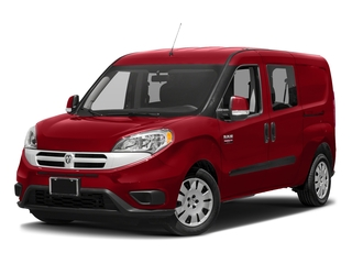 Bright Red 2016 Ram Truck ProMaster City Wagon Pictures ProMaster City Wagon Passenger Van SLT photos front view