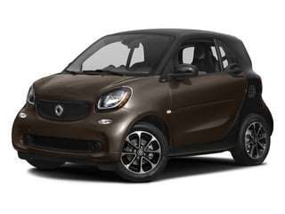 Hazel Brown (Metallic) 2016 smart fortwo Pictures fortwo Coupe 2D Pure I3 photos front view