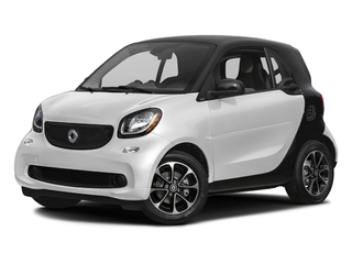 Cool Silver (metallic) 2016 smart fortwo Pictures fortwo Coupe 2D Pure I3 photos front view