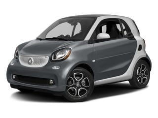 Titania Grey (Matte) 2016 smart fortwo Pictures fortwo Coupe 2D Proxy I3 photos front view