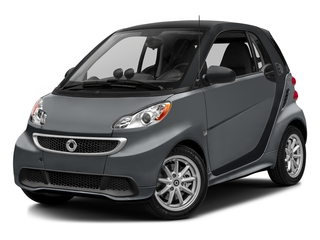 Gray Matte 2016 smart fortwo electric drive Pictures fortwo electric drive Coupe 2D Electric photos front view
