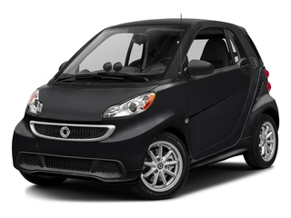 Deep Black 2016 smart fortwo electric drive Pictures fortwo electric drive Coupe 2D Electric photos front view