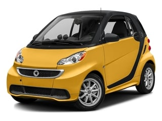 Clear Flame Yellow 2016 smart fortwo electric drive Pictures fortwo electric drive Coupe 2D Electric photos front view