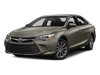 Predawn Gray Mica 2016 Toyota Camry Hybrid Pictures Camry Hybrid Sedan 4D SE I4 Hybrid photos front view