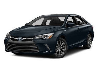 Cosmic Gray Mica 2016 Toyota Camry Hybrid Pictures Camry Hybrid Sedan 4D SE I4 Hybrid photos front view