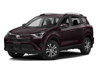 Black Currant Metallic 2016 Toyota RAV4 Pictures RAV4 Utility 4D LE 2WD I4 photos front view