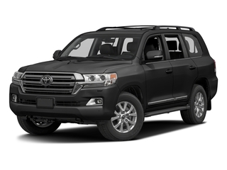 Magnetic Gray Metallic 2016 Toyota Land Cruiser Pictures Land Cruiser Utility 4D 4WD V8 photos front view