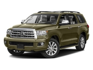 Pyrite Mica 2016 Toyota Sequoia Pictures Sequoia Utility 4D Platinum 4WD V8 photos front view