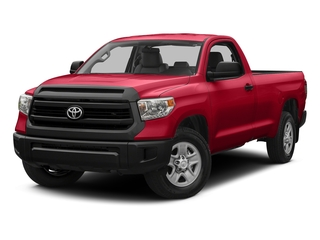 Radiant Red 2016 Toyota Tundra 4WD Truck Pictures Tundra 4WD Truck SR 4WD photos front view
